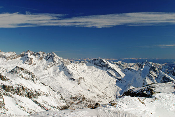 My beloved mountains 4: On the top of Italian's mountains in Gressoney (AO)