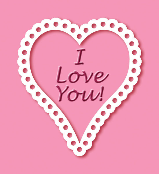 I Love You!: A Valentine for You.Please visit my stockxpert gallery:http://www.stockxpert.com ..