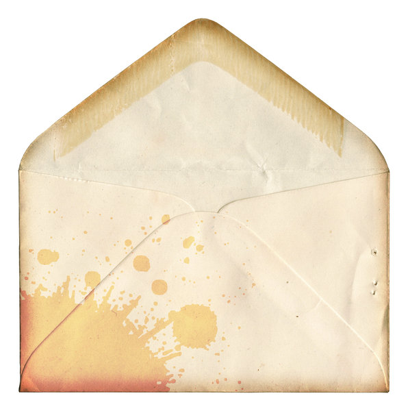 Vintage Envelope 2: Variations on a vintage envelope. Visit me at Dreamstime: 