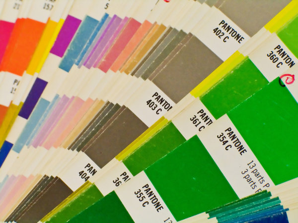 Colors by Pantone 1: ...