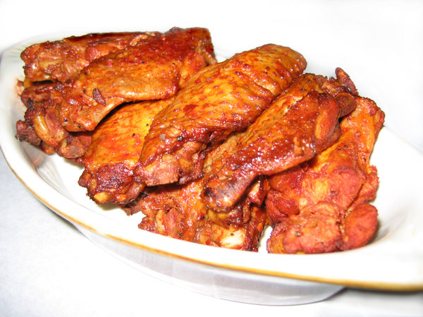 Hot Spicy Wings: