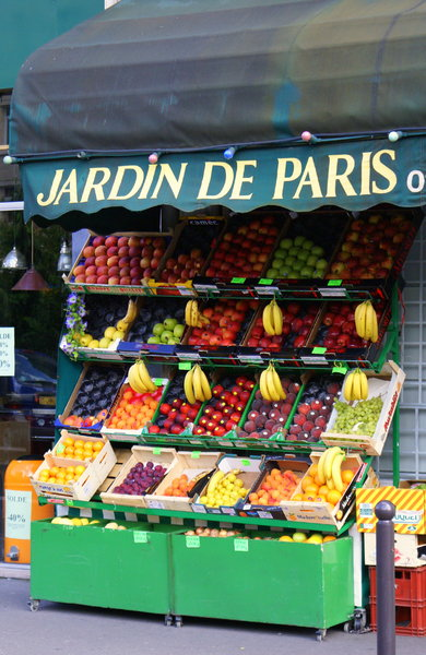 Greengrocery: Greengrocery in Paris