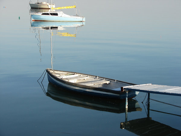calm 3: Balaton lake