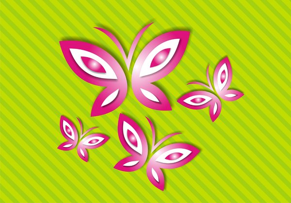 Butterfly 1: Butterfly Graphics