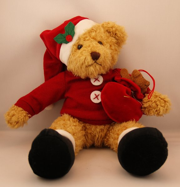 Christmas Bear: No description
