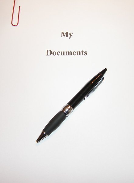 My Documents clipped: my documents clipped