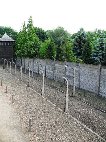 auschwitz 15: The Nazism concentration camp in Poland