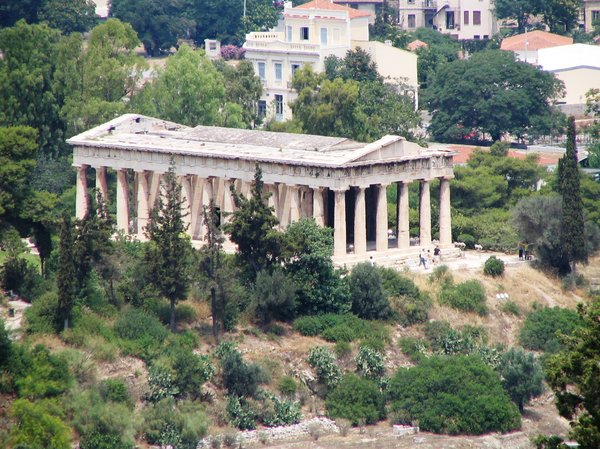 arheological grece 4: arheological sites in athens and grece