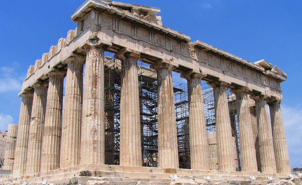 arheological grece 2: arheological sites in athens and grece