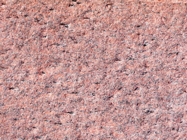 Red Granite texture 2: Flat red granite block (from Vånga, Sweden)
