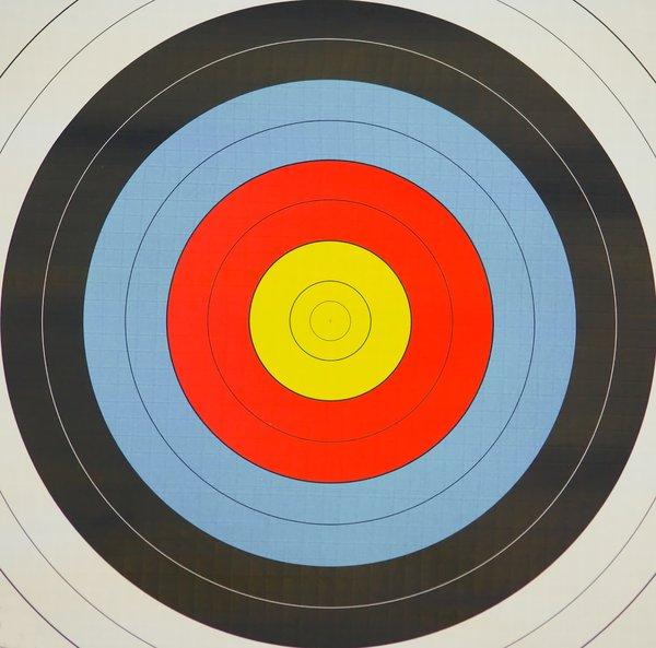 Target: Archery target