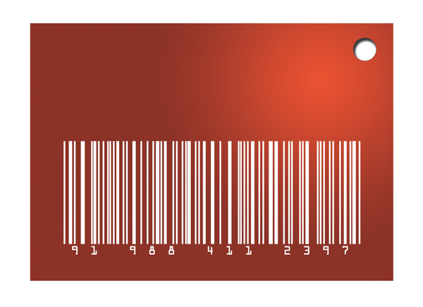Barcode 5: A simple colour Barcode concept. Pretty neat huh ?