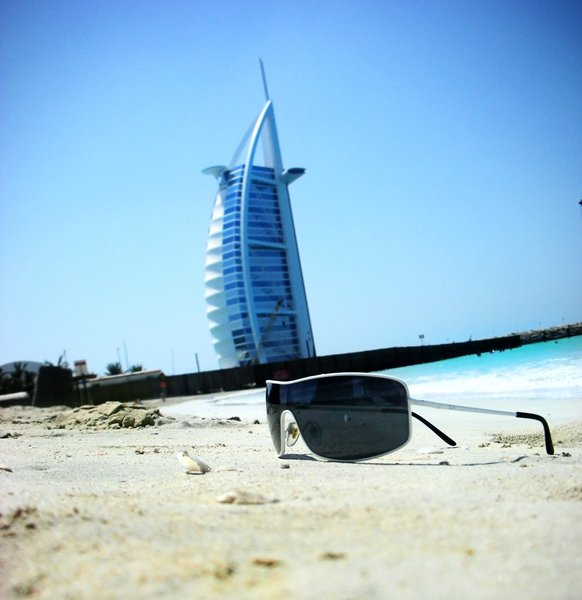Summer Beach 3: The Jumeirah beach in Dubai
