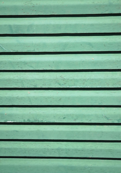 "Green painted slats: Please use credit ""Photo: www.2heads.co.za"" and I'll keep sharing!  :-)"