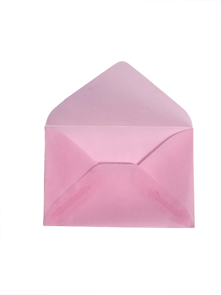 pink envelope 5: time to write a message