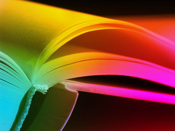 Colored book: Colored book.