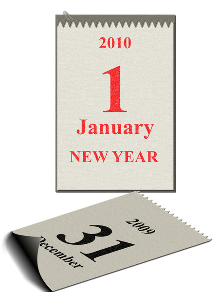 new year's calendar 2: the last day of the year