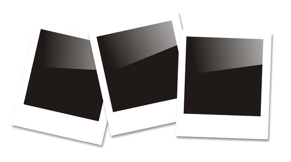Blank Photo 3: You can put your own photo into the black area