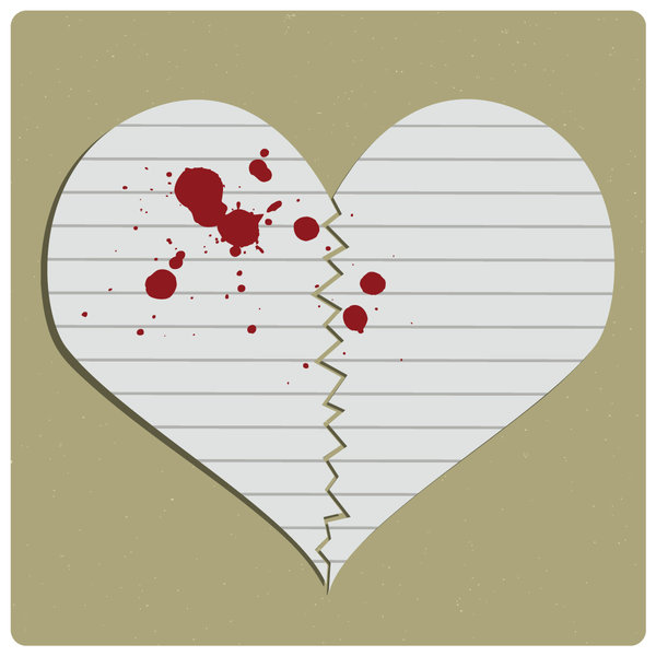 essay on heart broken Descriptive essay english 101 heartbreak my heart felt like it was being squeezed as hard as the cold bare hands of the one i once loved could squeeze.