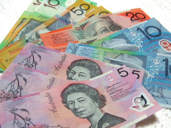 Australian currency: Australian currency notes
