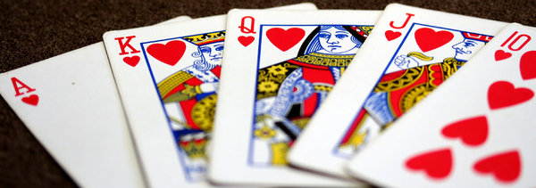 cards: traditional playing cards