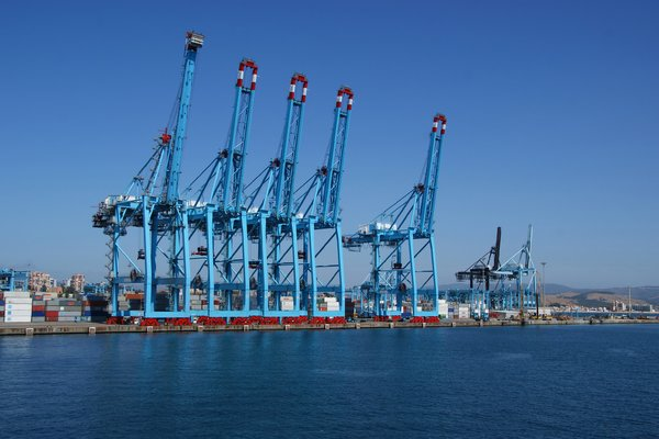 Containers terminal: no description
