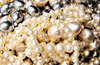 pearly baubles and beads