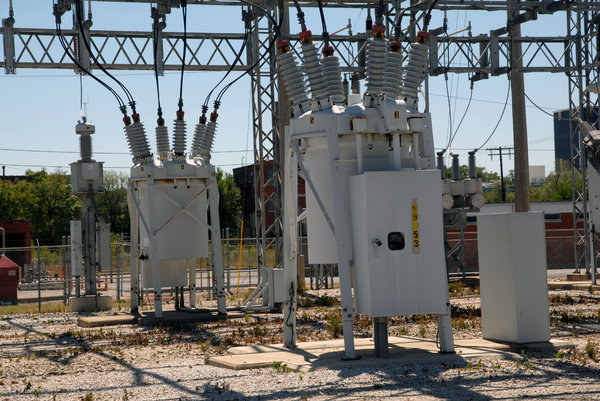 Electricity Distribution: Electricity distribution equipment.