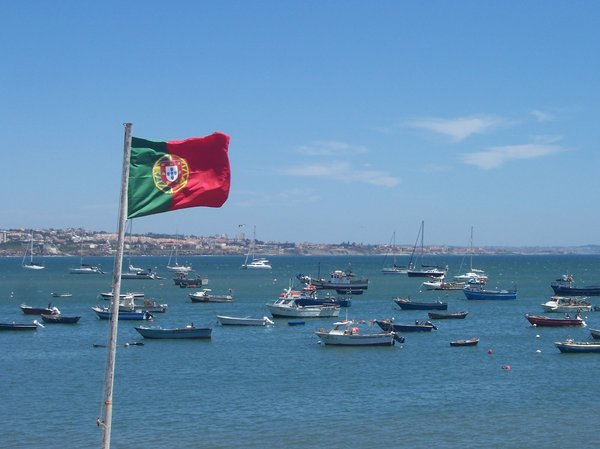 PORTUGAL FLAG: No description