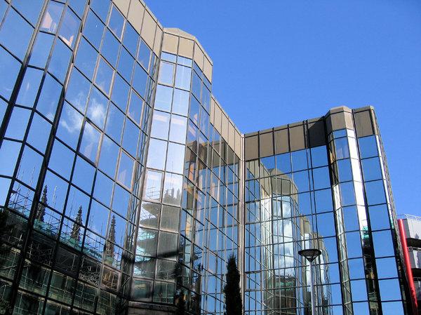 Gratis stock foto 39 s rgbstock gratis afbeeldingen moderne glazen kantoren 3 ayla87 - Kantoor transparant glas ...