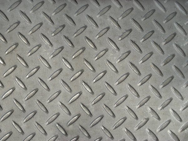 Iron Floor 1: Texture of an iron floor