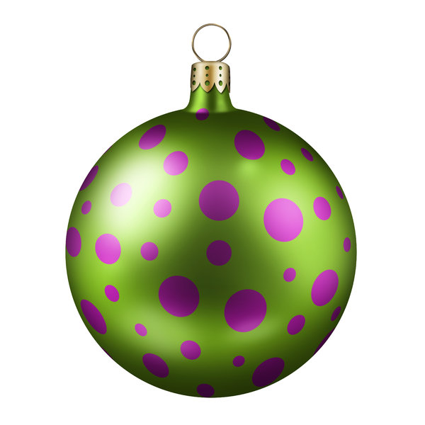 Fun Xmas Balls 3: Colorful and fun christmas balls