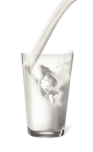 Milk: Milk illustration