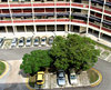 courtyard parking