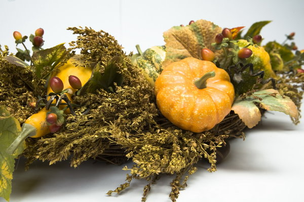 autumn decoration: autumn decoration