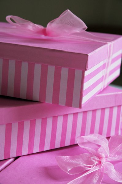 Pink boxes 1: pink boxes