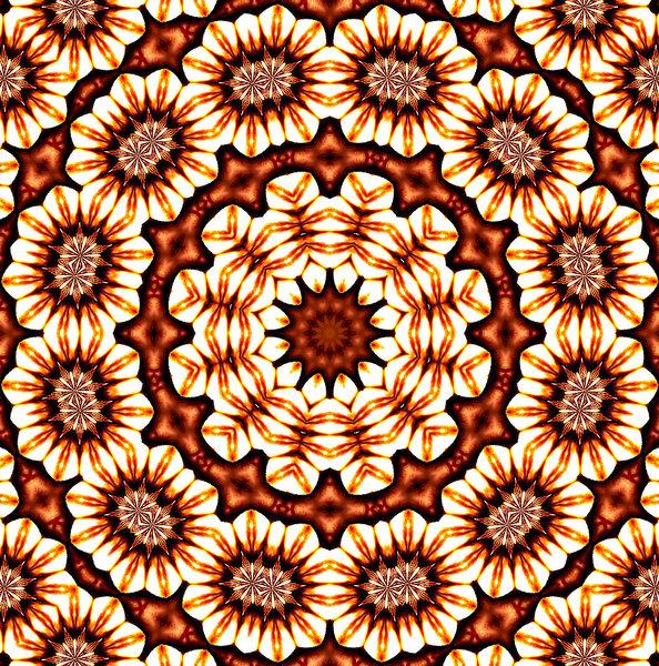 brown medieval rose burst: abstract backgrounds, textures, patterns, circles, shapes and  perspectives from altering and manipulating images