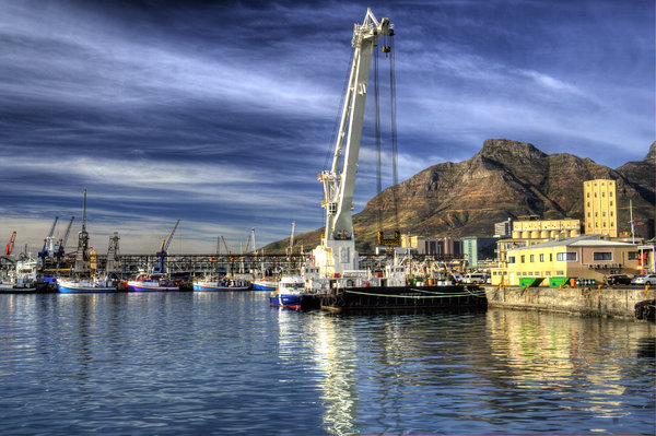 V&A Waterfront Cape Town: Images from the Victoria and Alfred Waterfront, Cape Town, South Africa