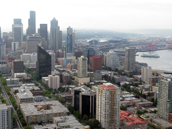 Seattle: Seattle, Washington.
