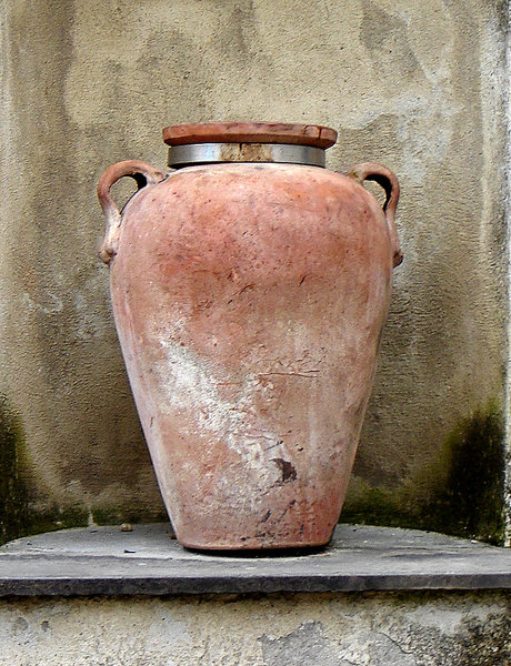 Ancient pots: Ancient pots