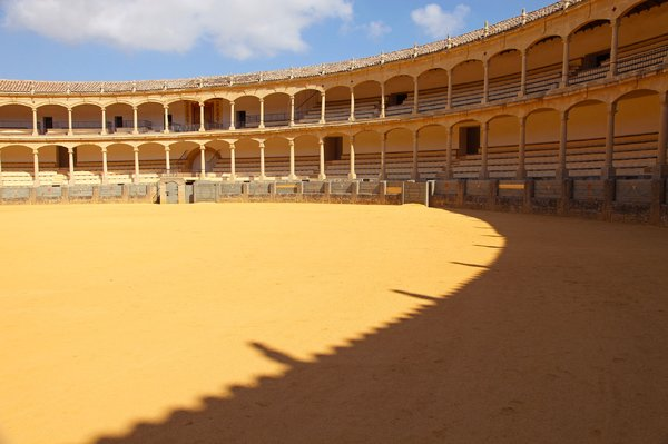 Ronda Bullring: no description