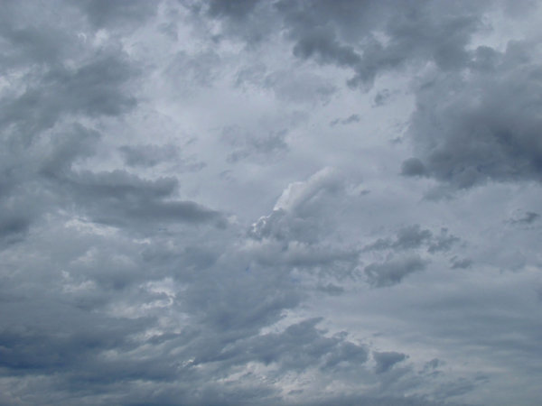 clouds - dark & grey: darkened stormy skies