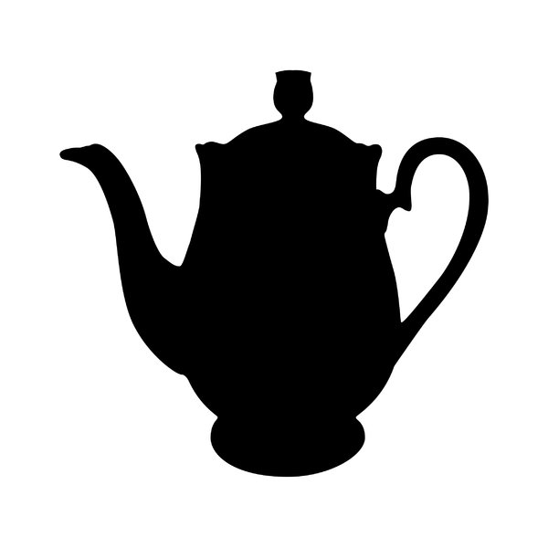 Coffeepot: a nice cosy coffeepot