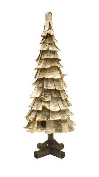 Xmas tree: christmas tree isolated on white