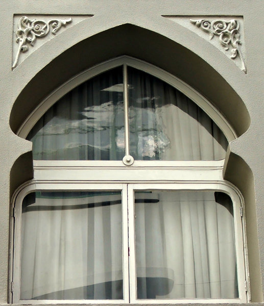 Window frame exterior window frame styles for Outdoor window frame decor
