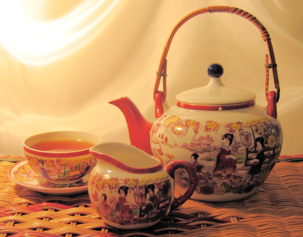 tea for one 2: tea for one - how about a cup of tea?