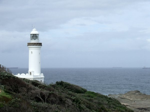 Lighthouse: Nora Head (NSW, Australia) Lighthouse