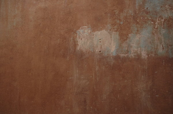 Wall Abstract: Taken near a Catholic church in Santo Domingo, Dominican Republic.