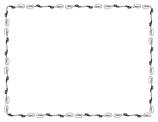 border that can be used on letter size paper for a nice effect