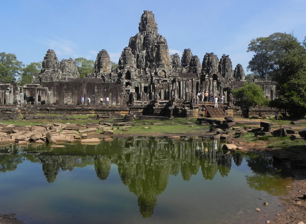 Angkor Wat: temple in Cambodia